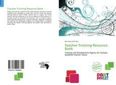 Capa do livro de Teacher Training Resource Bank