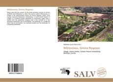 Bookcover of Wiktorowo, Gmina Rogowo