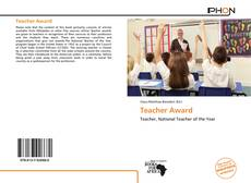 Copertina di Teacher Award