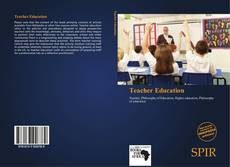 Bookcover of Teacher Education