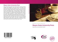 Bookcover of Wayne State University Press
