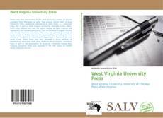 Bookcover of West Virginia University Press