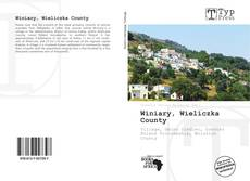 Bookcover of Winiary, Wieliczka County