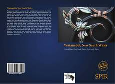 Bookcover of Watanobbi, New South Wales