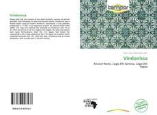 Bookcover of Vindonissa