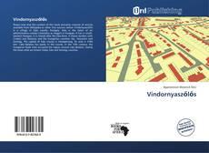 Bookcover of Vindornyaszőlős