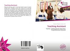 Buchcover von Teaching Assistant