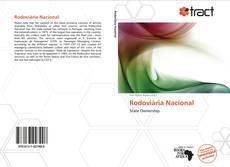 Capa do livro de Rodoviária Nacional