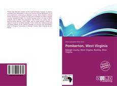 Bookcover of Pemberton, West Virginia