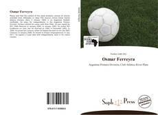 Portada del libro de Osmar Ferreyra