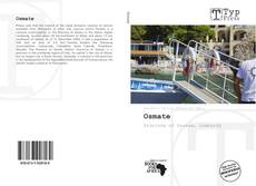 Bookcover of Osmate