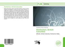 Copertina di Pemberton, British Columbia