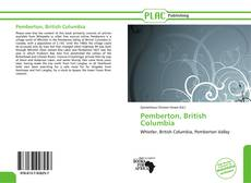 Capa do livro de Pemberton, British Columbia
