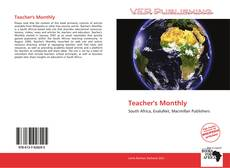 Bookcover of Teacher's Monthly