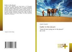 Buchcover von Caller in the desert