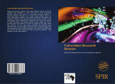 Universities Research Reactor的封面