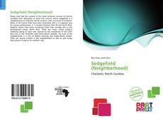 Bookcover of Sedgefield (Neighborhood)