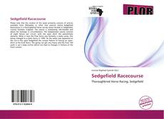 Sedgefield Racecourse kitap kapağı