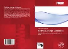 Capa do livro de Rodrigo Arango Velásquez
