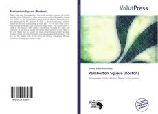 Capa do livro de Pemberton Square (Boston)