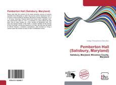 Pemberton Hall (Salisbury, Maryland)的封面