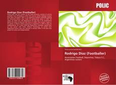 Обложка Rodrigo Díaz (Footballer)