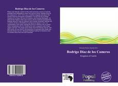 Bookcover of Rodrigo Díaz de los Cameros