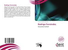 Portada del libro de Rodrigo Fernández