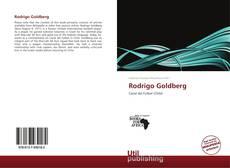 Portada del libro de Rodrigo Goldberg