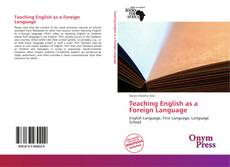 Portada del libro de Teaching English as a Foreign Language