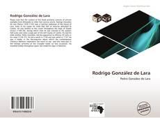 Buchcover von Rodrigo González de Lara