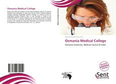 Bookcover of Osmania Medical College