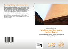 Bookcover of Teaching Writing in the United States