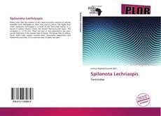 Borítókép a  Spilonota Lechriaspis - hoz