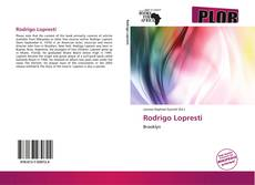 Bookcover of Rodrigo Lopresti