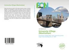 Bookcover of University Village (Manhattan)