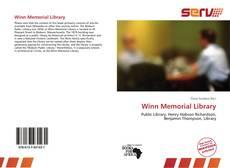 Обложка Winn Memorial Library