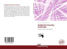 Bookcover of Sedgwick County, Colorado