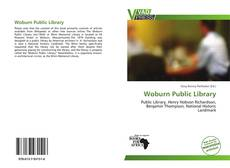 Bookcover of Woburn Public Library