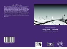 Capa do livro de Sedgwick Gardens