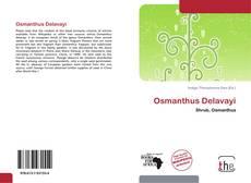 Обложка Osmanthus Delavayi