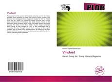 Bookcover of Vinduet
