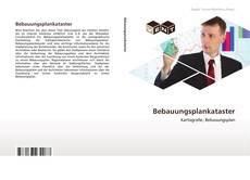 Buchcover von Bebauungsplankataster