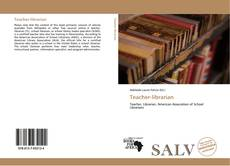Teacher-librarian的封面