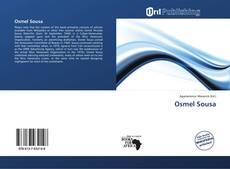 Capa do livro de Osmel Sousa