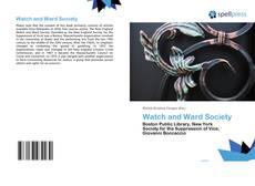 Borítókép a  Watch and Ward Society - hoz