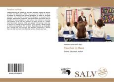 Teacher in Role kitap kapağı