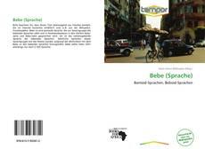 Bookcover of Bebe (Sprache)