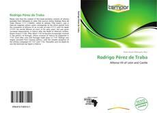 Bookcover of Rodrigo Pérez de Traba