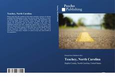Обложка Teachey, North Carolina